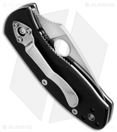 "Spyderco Ambitious Knife (2.25"" Satin) C148GP"