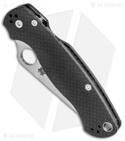 Spyderco Paramilitary 2 CF + Dragonfly 2 Knife Bundle