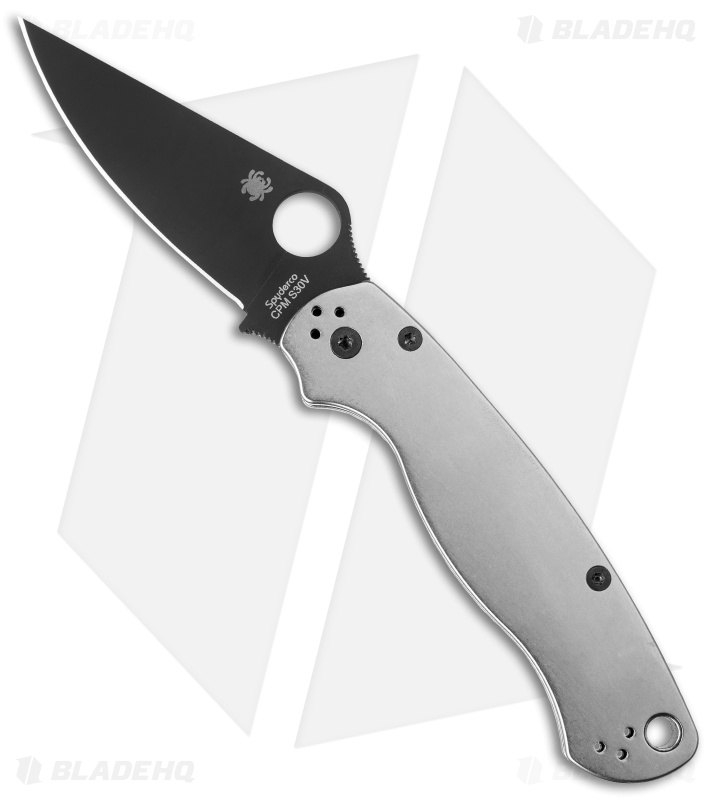 PM2 with titanium scales? - Spyderco Forums
