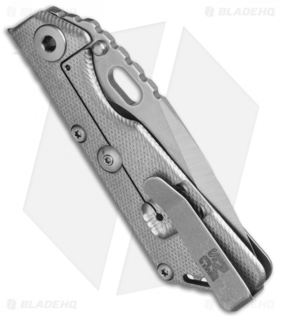 Mick Strider MSC Performance Series SnG CC Knife Knurled Ti (Nightmare)