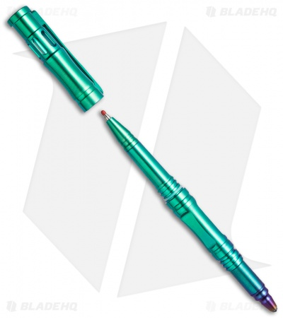 WE Knife Co. TP01 Titanium Tactical Pen (Green)