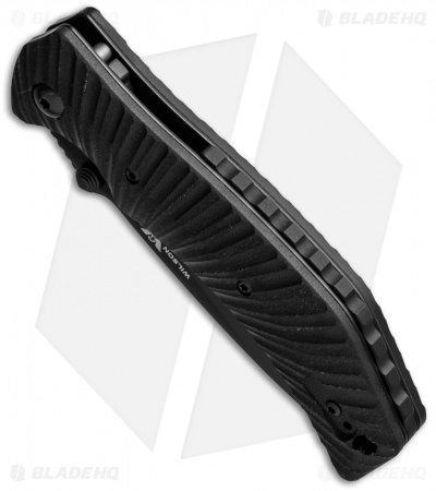 "Wilson Tactical Combat Extreme Lite Carry Knife Black G-10 (3.25"" Black)"