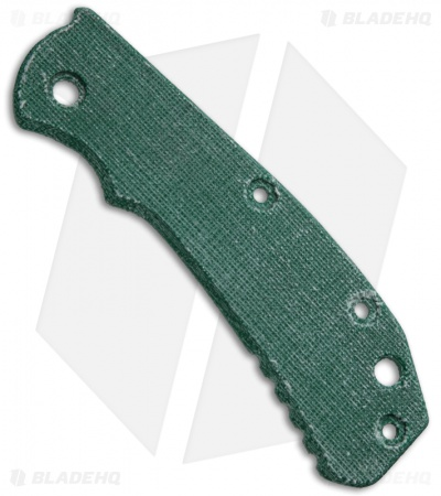 Zero Tolerance 0550/0551 TuroTuf Replacement Scale by BellaBlades