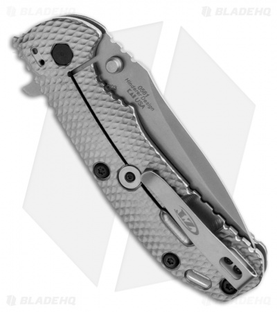 "Zero Tolerance Hinderer 0561 Knife Dark Earth G10 (3.75"" Stonewash) ZT"