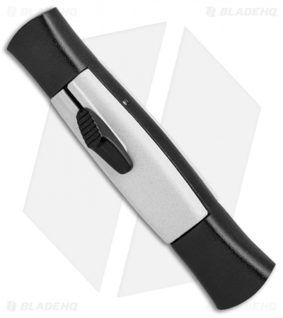 "AKC 077 Concord OTF Automatic Knife Black/White (3.25"" Satin Flat)"