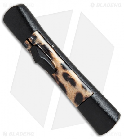 "AKC Concord OTF Automatic Knife Cheetah (3.25"" Black Flat)"