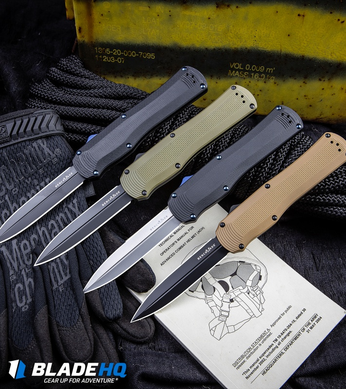 Benchmade OTF Automatic Knives