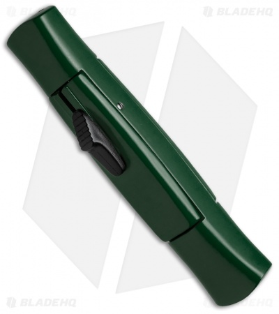 "AKC 077 Concord OTF Automatic Knife Dark Green (3.25"" Black Flat)"