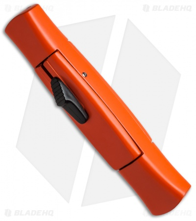 "AKC 077 Concord OTF Automatic Knife Orange (3.25"" Black Flat)"