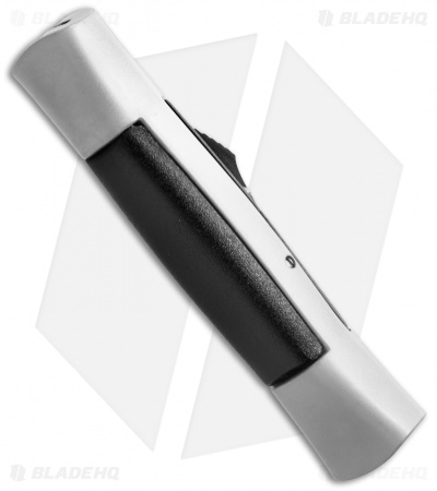 "AKC 007 Concord OTF Automatic Knife White/Black (2.75"" Satin Flat)"