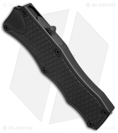 "Hogue Knives OTF Automatic Knife Black (3.375"" Black)"