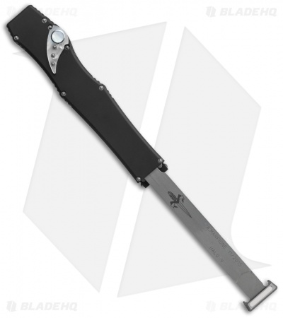 Marfione Custom Microtech Halo V OTF Automatic Knife Aluminum + MOP (Mirror)