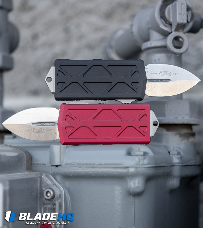 Microtech Exocet Red