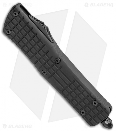 "Microtech Signature Series Combat Troodon Delta D/E OTF Auto Knife (3.4"" Fluted)"