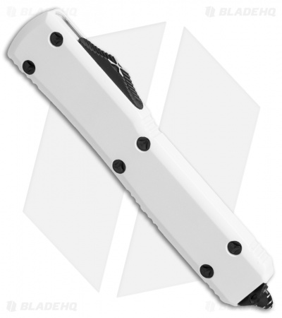 "Microtech Ultratech  Storm Trooper D/E OTF Automatic Knife (3.4"" White) 122-1ST"