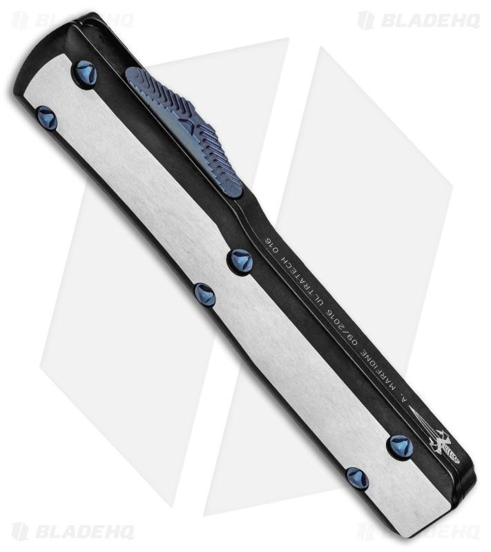 Ultra Tech Stock : Marfione custom ultratech d e otf knife two tone dlc