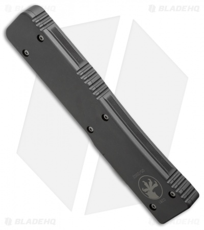 "Microtech Ultratech UT6 Tanto OTF Automatic Knife (3.4"" Black) 09/2002"