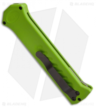 "Asheville Steel Paragon PARA-XD-CP Zombie Green OTF Automatic Knife (3.6"" Satin)"