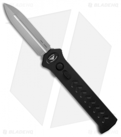 "Asheville Steel Paragon PARA-XD Dagger OTF Automatic Knife (3.5"" Satin)"