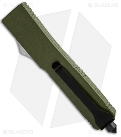 Tactical OTF Toothpick (Stainless Steel)