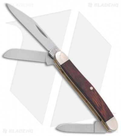 Bear and Son Small Stockman Rosewood 2.125""