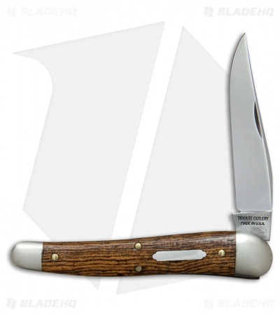"GEC #38 Tidioute Cutlery 38 Special Knife 3.8"" Exotic Mexican Bocote 381117"