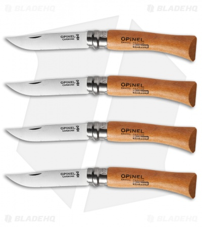 Opinel No. 7 (Set of 4)