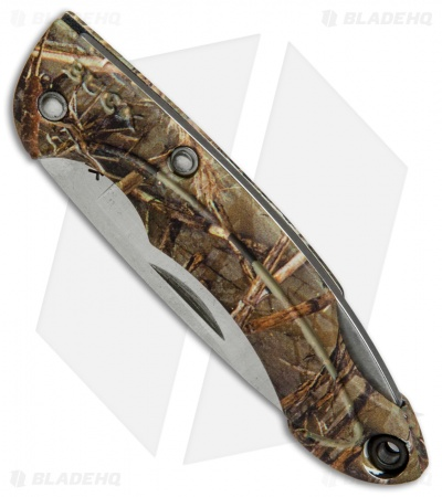 "Buck Nano Bantam Lockback Knife Muddy Water Camo (1.875"" Satin) 0283CMS32"