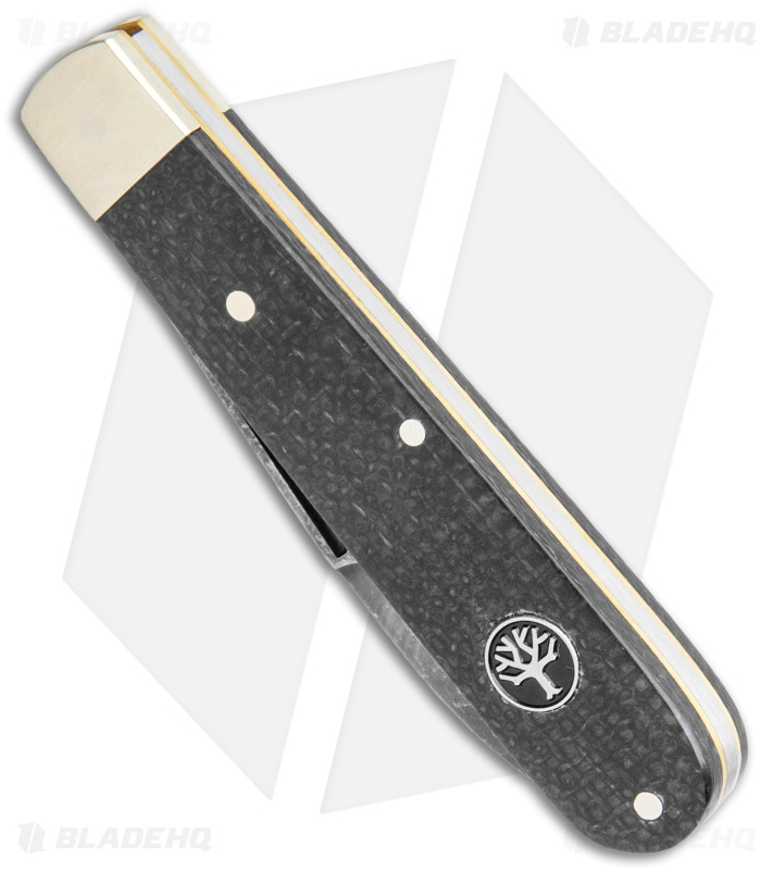 "Boker Barlow Prime Traditional Pocket Knife Jute Micarta (2.7"" Acid Stonewash)"
