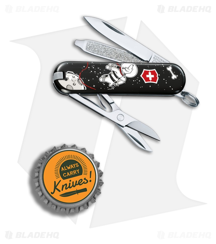 Victorinox Classic Sd Swiss Army Knife Space Walk L1707us2