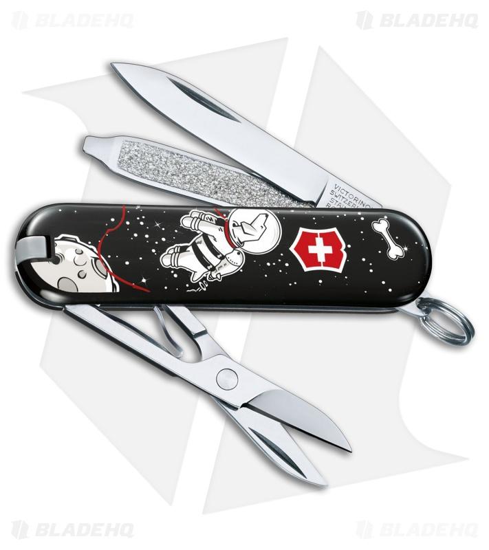 Victorinox Classic Sd Swiss Army Knife Space Walk L1707us2