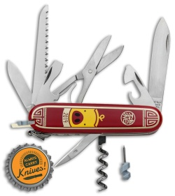 Victorinox L E Huntsman Swiss Army Knife Year Of The