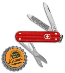 Victorinox L E Classic Sd Swiss Army Knife Red