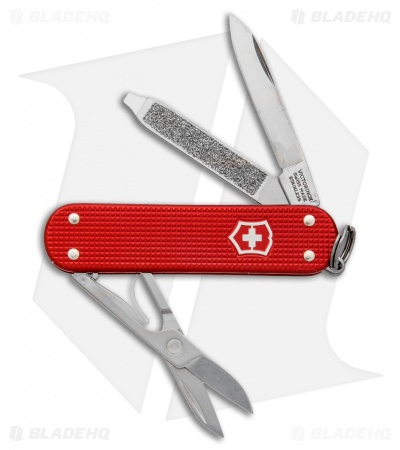 Victorinox L.E. 2018 Classic SD Swiss Army Knife Berry Red Alox 0.6221