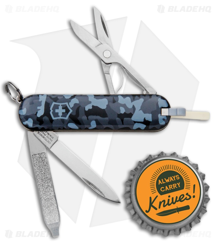 Victorinox Swiss Army Knife Classic Sd Keychain Multi