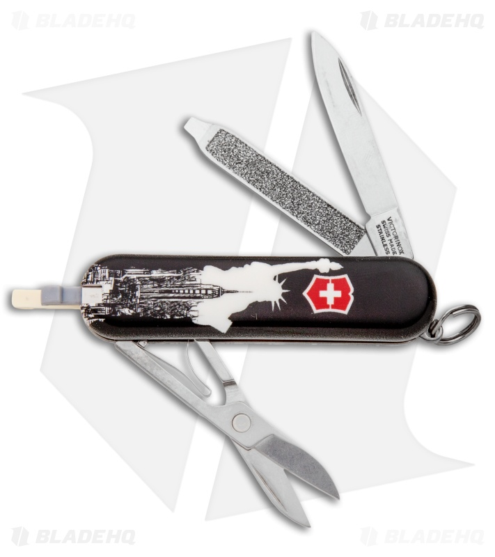 Victorinox Classic Sd Swiss Army Knife New York