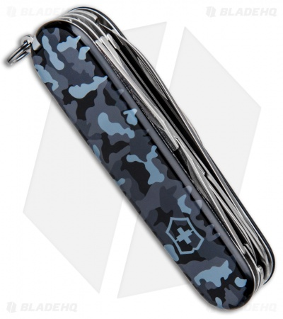 Victorinox Swiss Army Knife Huntsman Navy Camouflage