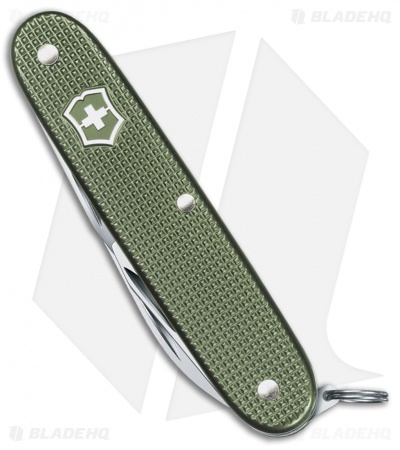 Victorinox Swiss Army Knife Pioneer Limited Edition 2017 Olive Green Alox