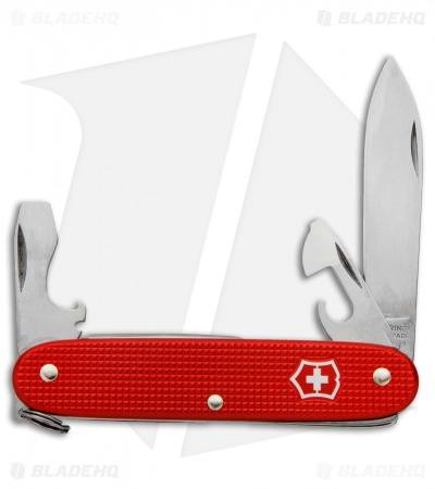 Victorinox L.E. 2018 Pioneer Swiss Army Knife Berry Red Alox 0.8201