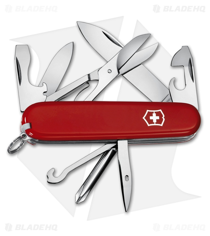 Victorinox Swiss Army Knife Super Tinker Red 53341
