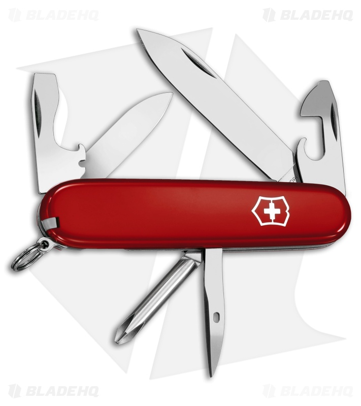 Victorinox Swiss Army Knife Tinker W Sharpener Combo