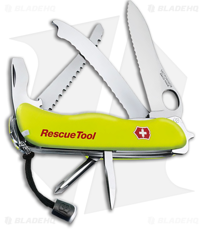 Victorinox Swiss Army Knife Rescue Tool 53900 Blade Hq