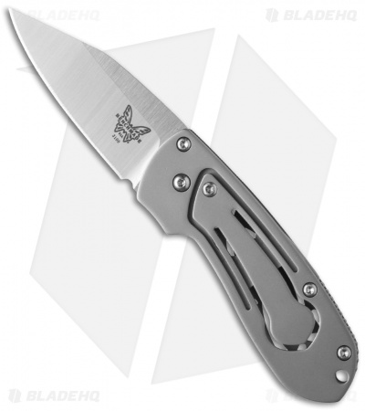 "Benchmade Benchmite Automatic Knife (1.95"" Satin) 3100"