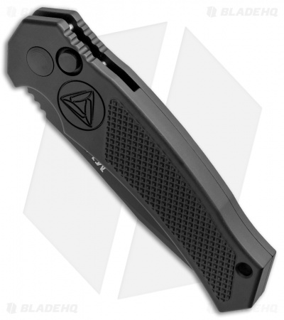 "Combative Edge M1/X Tanto Automatic Knife Black (3.25"" Black)"