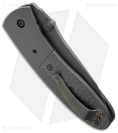 Microtech Lightfoot Compact Combat LCC D/A Automatic Knife Tactical (Black) 2002