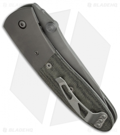 Microtech Lightfoot Compact Combat LCC D/A Automatic Knife (Bead Blast) 11/2000