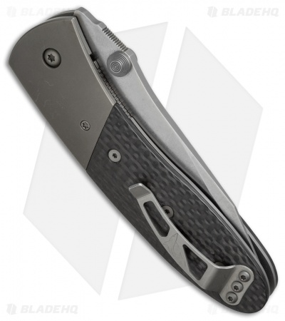 Microtech Lightfoot Compact Combat LCC D/A Automatic Knife (Stonewash) 10/2000