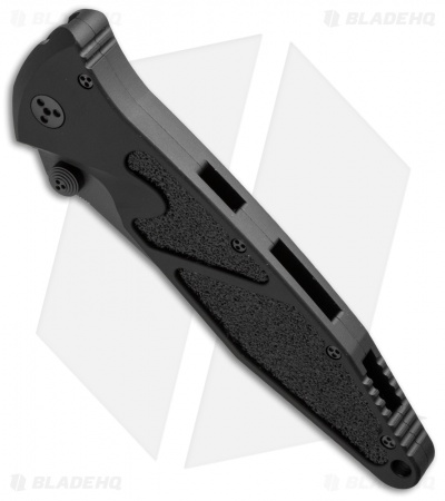 "Microtech Mini-Socom Elite Folding Knife (3.4"" Bead Blast Serr) 08/2004"