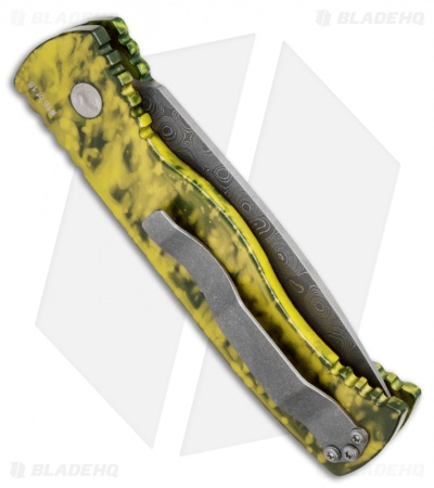 "Protech TR-2 Zombie Proto Tactical Response Automatic Jazz (3"" Damascus)"