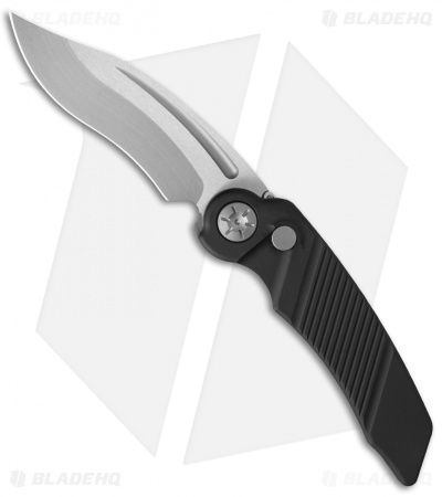 "Rat Worx MRX Mini Chain Drive Automatic Knife Black (3"" Satin) RW-MRX-12216"